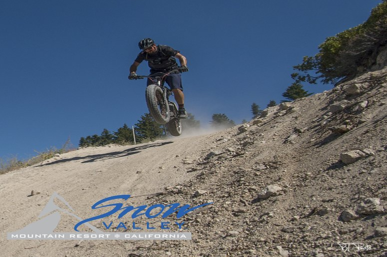 Snow Valley Summer: Mountain Bike + Scenic View Chair Tickets